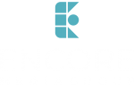 Encore Media Logo - Stacked - Light Blue & White (1)